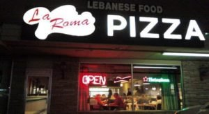 Don't Let Life Pass You By Without Trying The Mouthwatering Thin-Crust Pizza From La Roma Pizza In Oklahoma