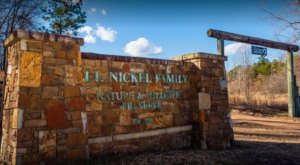 Enjoy Fresh Air And Sunshine At J.T. Nickel Preserve In Oklahoma