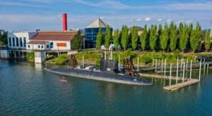 See What Life Was Like On The USS Blueback Submarine At Oregon Museum Of Science & Industry