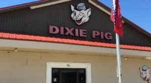 The Dixie Pig Has Smoked Up Pork In Arkansas For Over 90 Years