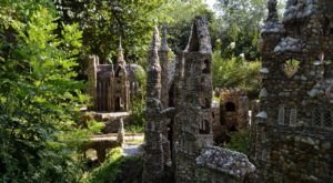 The Rock Garden In Calhoun, Georgia Is A One-Of-A-Kind Attraction Brimming With Creativity