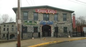The Fall Colors From River Falls Restaurant In Rhode Island Are Positively Mesmerizing