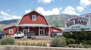Nothing Says Fall Is Here More Than A Visit To Utah's Charming Fruit Farm