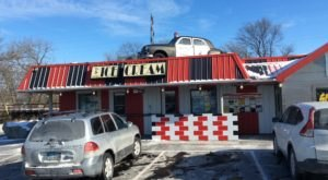 Speedtrap Diner Is A Themed Restaurant That's Perfect For Your Next Meal Out In Ohio