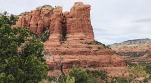 Teacup Trail To Coffeepot Rock Might Be One Of The Most Beautiful Short-And-Sweet Hikes To Take In Arizona