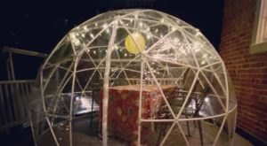Stay Warm And Cozy In A Tea-gloo At Reynold's Tavern In Maryland This Winter