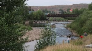 Bear River State Park Is A Wyoming Hidden Gem That Has Something For Everyone In The Family To Enjoy