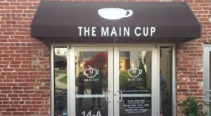 The Main Cup Restaurant In Maryland Is The Epitome Of Cozy And Delicious