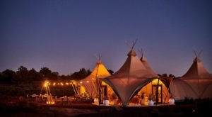 Spend The Night In A Safari-Inspired Tent Near The Grand Canyon In Arizona