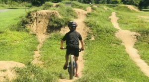 Try Out Every Type Of Bike Trail At England Idlewild Park In Kentucky