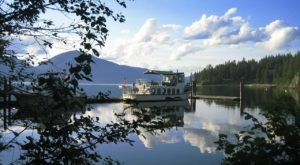 Catch A Rare Glimpse Of Magnificent Eagles On The Birds Of Prey Cruise Across Lake Pend Oreille In Idaho