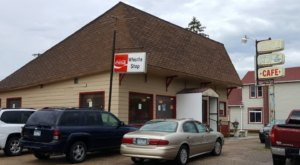 Stop On By The Whistle Stop Cafe In Lake City, Minnesota For Comfort Food Favorites In A Homey Atmosphere