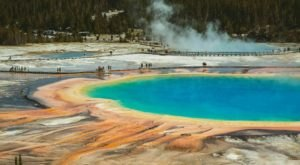The Grand Prismatic Hot Spring Trail Might Be One Of The Most Beautiful Short-And-Sweet Hikes To Take In Wyoming