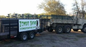 You Can Go On A Zombie Hunting Safari This Halloween In Texas