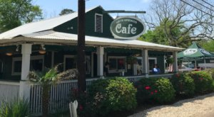 History and Hearty Sandwiches Await You At The Charming Abita Springs Cafe Near New Orleans