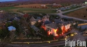 Summon All Of Your Courage To Visit Fright Farm Near Pittsburgh, A Terrifying Haunted Destination