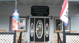 Pick Up Fresh And Delicious To-Go Meals At The Tiny Defiance Station Convenience Store In Pennsylvania