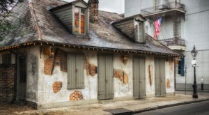 Louisiana's Oldest Tavern In The French Quarter Is A Haunted Gem Worth Seeking Out