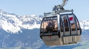 These Gondola Cars In Colorado Are Being Transformed Into Private Dining Cabins