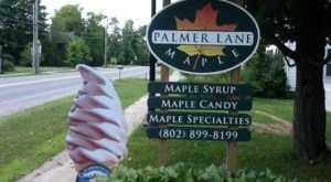 Palmer Lane Maple Serves By Far The Best Maple Creemees In Vermont