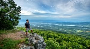 Hang Glide, Horseback Ride, Or Hike By The Tallest Point in Arkansas