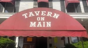 Plan An October Visit To Tavern On Main, Rhode Island's Most Haunted Restaurant