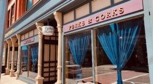 From Themed Grilled Cheeses To Dessert Martinis, Perks And Corks In Rhode Island Serves What You're Craving