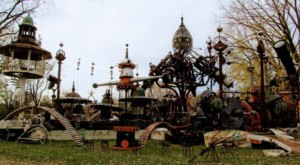 The Largest Scrap Metal Sculpture In The World Is Right Here In Wisconsin