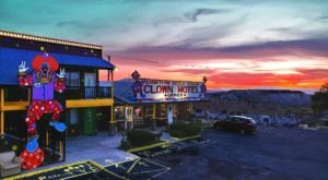 Take On The Clown Hunt At Nevada's Infamous Clown Motel Only If You Dare