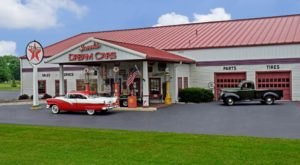 There's A One-Of-A-Kind Car Museum In Ohio Called Snook's Dream Cars