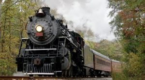 You Can Have Dinner With A View In A Historic Train Diner Car When You Ride With The Tennessee Valley Railroad