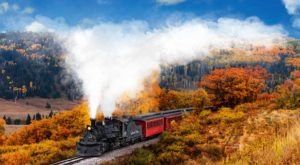 These 3 Colorado Train Rides Were Just Named Some Of The Best In America