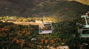 Take The Halloween Lift At Sundance Resort For The A Family-Friendly Utah Autumn Activity