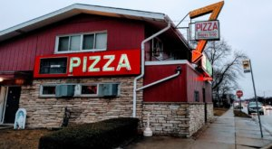 Family-Owned Since The 1950s, Step Back In Time At Maria's Pizza In Wisconsin