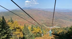 In The Off-Season, You Can Hike At Mad River Glen Ski Resort In Vermont And It's A Breathtaking Experience