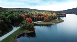 Alpine Lake Resort's Live Webcam Lets You See The Scenery Before You Book This West Virginia Stay