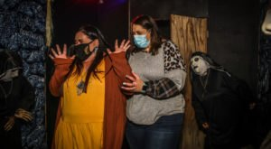 Scare Yourself Silly This Fall At These 7 Terrifying Haunts In West Virginia