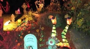 The Canyon Road Haunt Is A Long-Cherished Halloween Tradition For Many Utahns