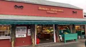 Sink Your Teeth Into Warm Apple Cider Donuts At Rogers Orchards In Connecticut