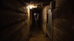 Experience Ghostly History Firsthand As You Make Your Way Through This Haunted Prison In Montana