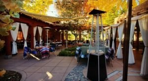 Soak Up The Gorgeous Fall Weather At These 6 New Mexico Restaurants With Patio Dining