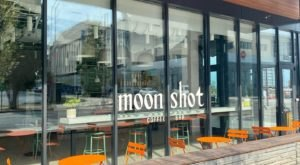 Moonshot Coffee Bar In The Heart Of Downtown Nashville Is The Perfect, Peaceful Oasis In The City Center