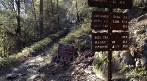 This Hike In Northern California Was Named One Of The Scariest Haunted Hiking Trails In The U.S.