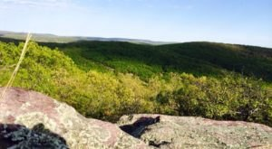 The Remote Hike To Bell Mountain In Missouri Winds Through Glades And Old Growth Forest