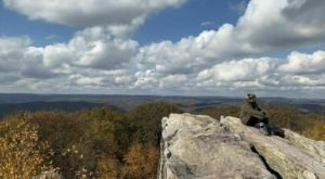 Off The Beaten Path In Savage River State Forest, You'll Find A Breathtaking Maryland Overlook That Lets You See For Miles