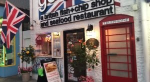 Delaware's Favorite Fish And Chips Shop Will Make You Feel Like You're In England
