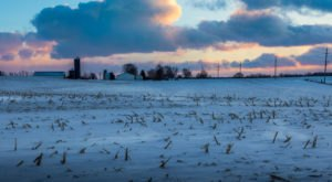 Hoosiers Should Expect Extra Flaky Snowfalls This Winter According To The Farmers' Almanac