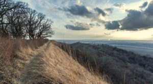 Spot Four Different States From Overlooks Throughout Waubonsie State Park In Iowa