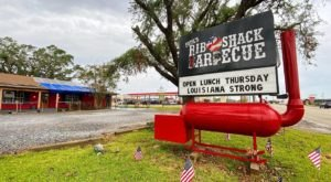 Roll Up Your Sleeves And Feast On Delicious Ribs At Paul's Rib Shack In Louisiana
