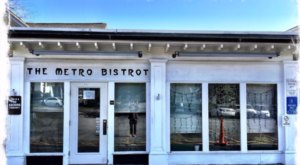 You'll Be Transported To The South Of France Dining At The Metro Bistrot In Massachusetts
